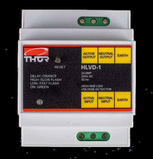 Thor HLVD DRM95 20AMP